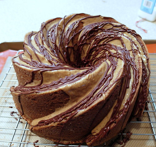 Espresso Spice Pound Cake