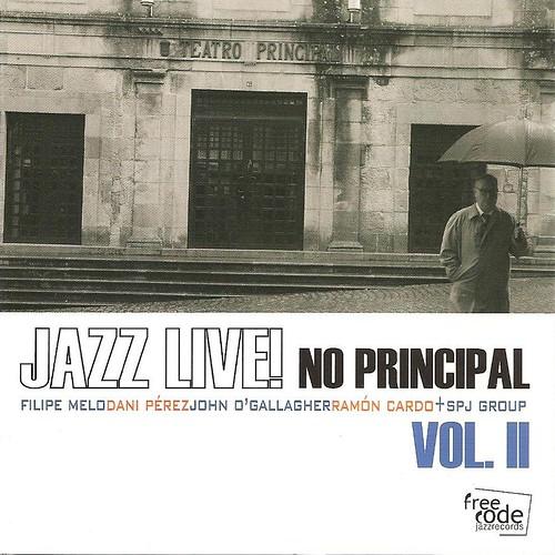 Jazz Live no Principal Vol.II