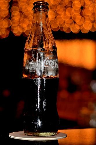Coke Bokeh