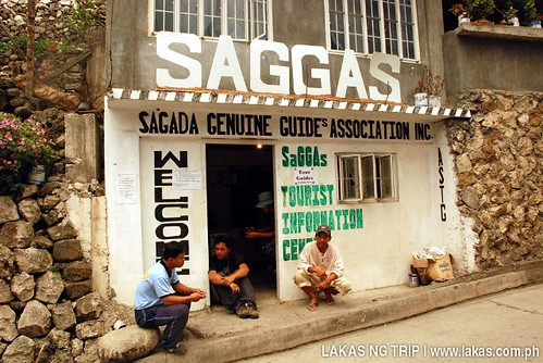 Sagada Genuine Guides Association Inc.