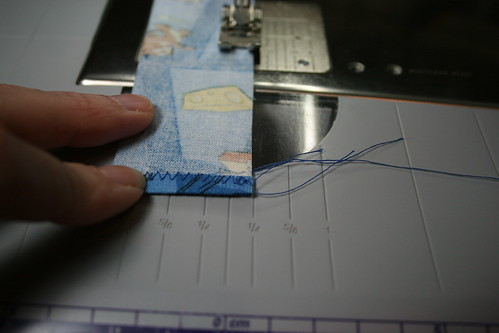 Step 4, stitch