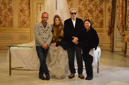 """Marella Ferrera veste Tea Falco in """"Testamento""""$"""