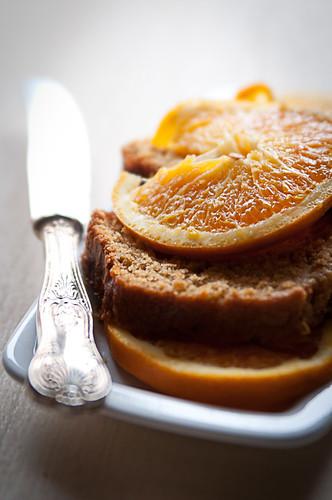 Orange Spicy Cake