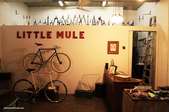 little mule coffee shop