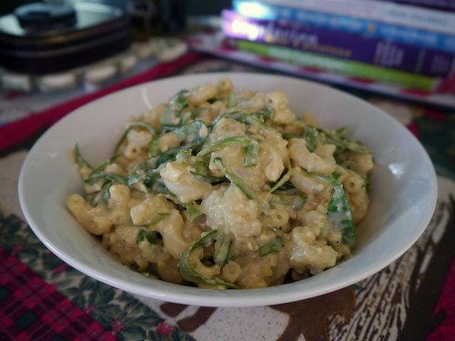 2013-01-17 - AVK Cheesy Mac & Greens - 0004