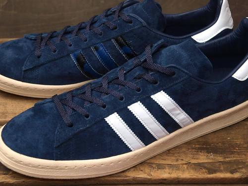 "Adidas / Campus 80s ""B-Side"" Foot Patrol"