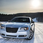 2013 Chrysler 300 Glacier shows luxury all season muscle