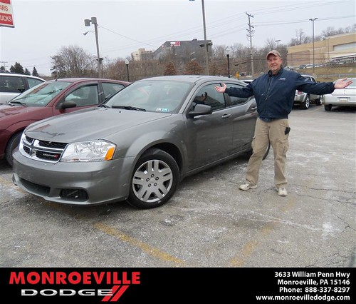 Monroeville Dodge Ram Truck Customer Review - roy and sherry nedley by Monroeville Dodge