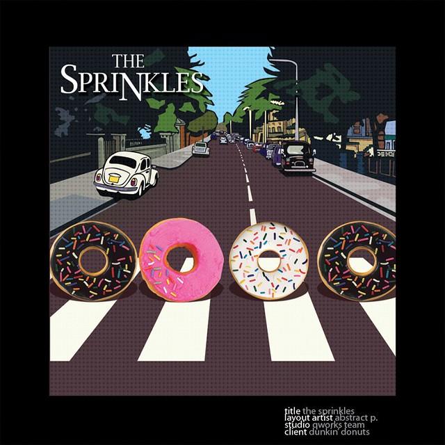 Dunkin' Donuts Wall Art