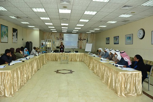 Kuwait Journalist Training