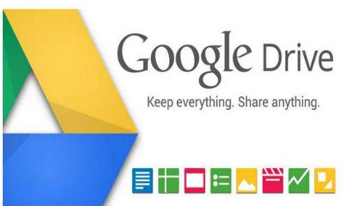 Google Drive 1.7 เก็บไฟล์ออนไลน์แบบ Google