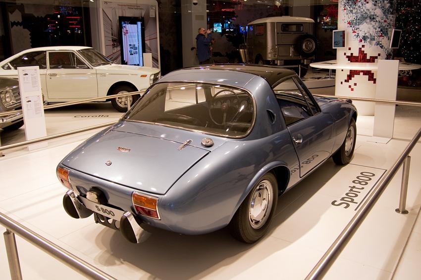 1965–69 Toyota Sports 800 (UP15) 2