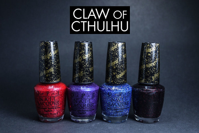 OPI Liquid Sand Collection Bottles