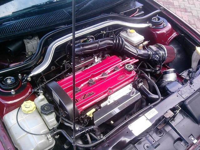 Ford Escort 1 6 Zetec Engine