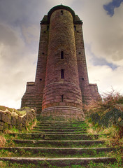 Pigeon Tower (AKA The Dovecote Tower) - Rivington