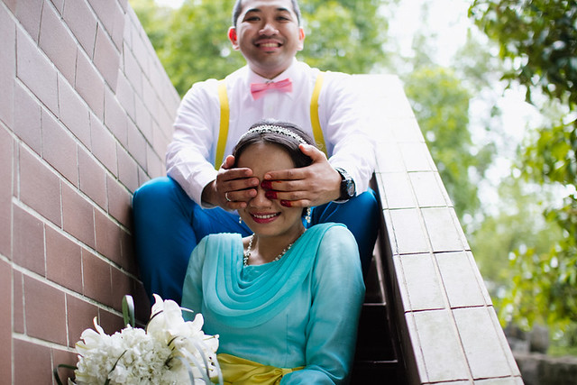 nizam + izmira the wedding