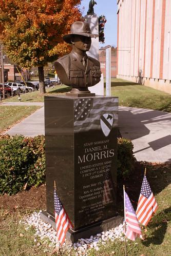 Ssgt. Daniel M. Morris Memorial - Clinton, TN