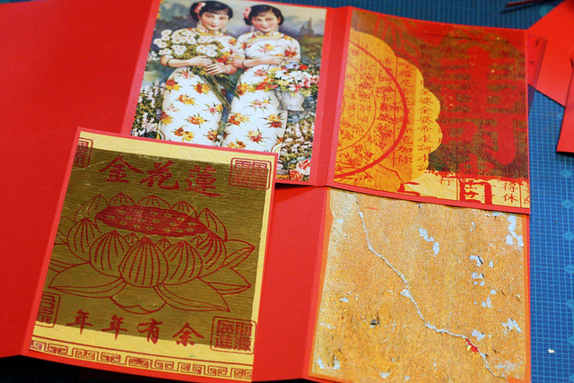 Chinese new year DIY