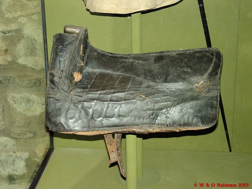 Saddle - Northern European, late 17th century