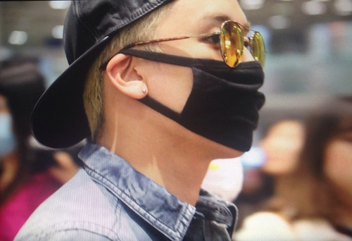 Big Bang - Beijing Airport - 05jun2015 - Seung Ri - _BlackLuck_ - 03