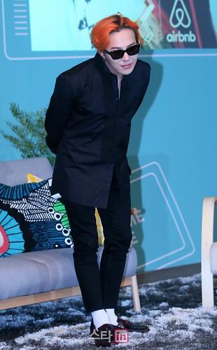 G-Dragon - Airbnb x G-Dragon - 20aug2015 - Star in - 07