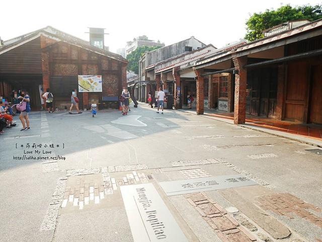 台北一日遊景點行程推薦剝皮寮歷史街區