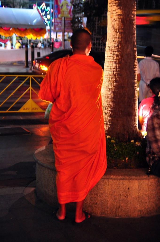A Bangkok Moment