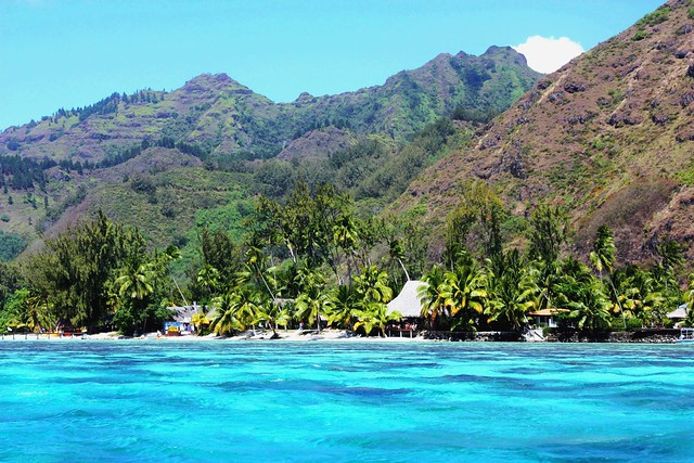 Moorea Lagoon Resort And Spa