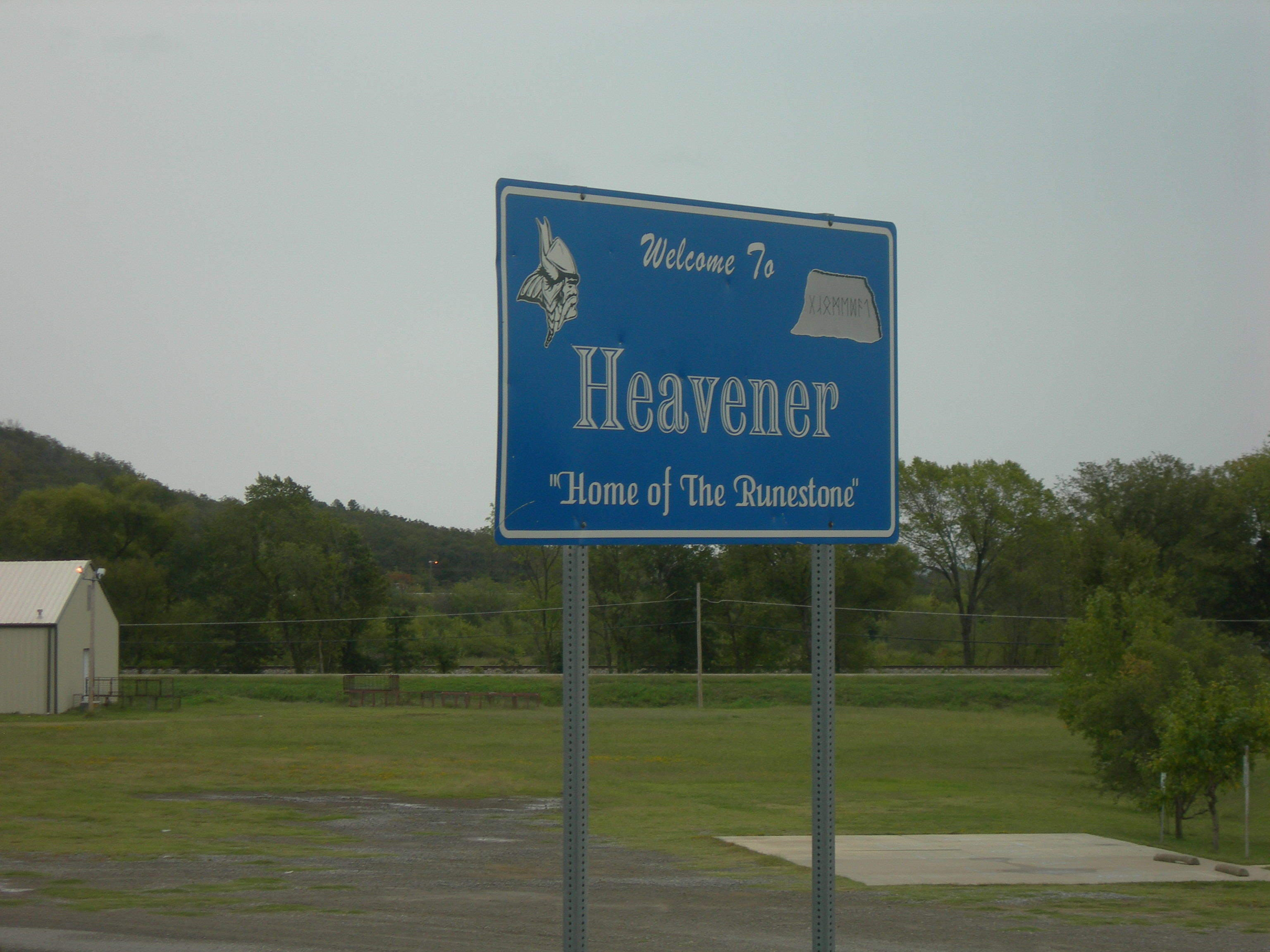 Welcome to Heavener, Oklahoma | Flickr - Photo Sharing!