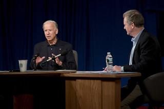 Joe Biden in Wilmington, DE- October 10th