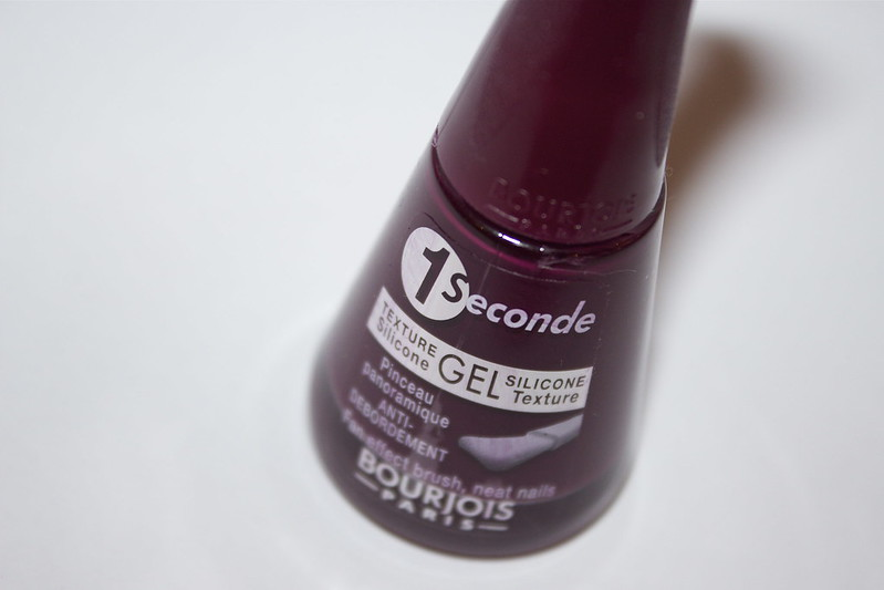 bourjois 1 seconde rouge obscur