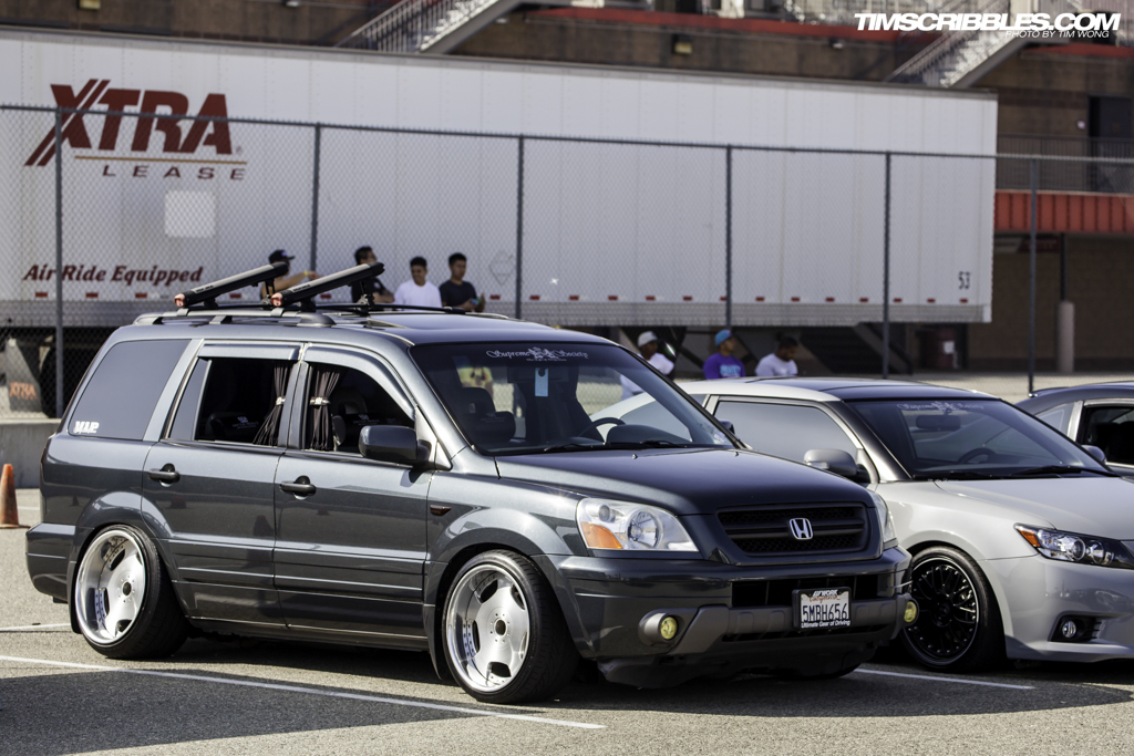 gallery for gt stanced honda pilot