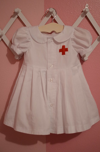 KCWC: Nurse Uniform Costume_finished