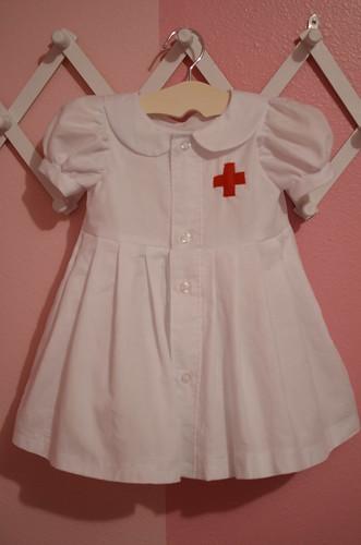 KCWC: Nurse Uniform Costume_finished