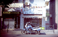 The Balkans by Holga 135