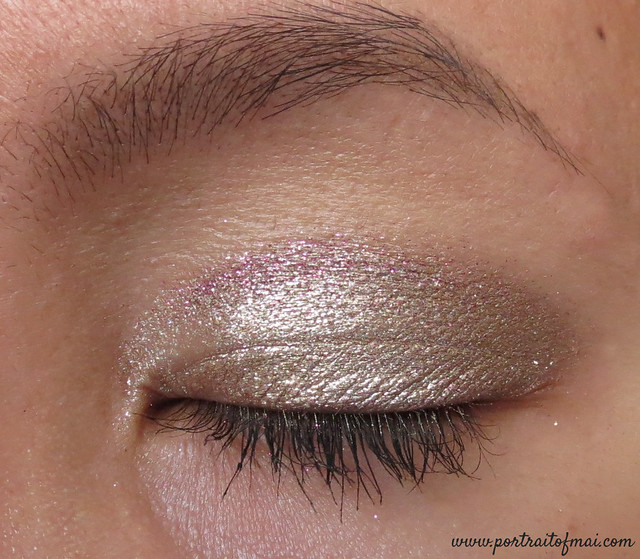 Darling Girl Jeweled Taupe Eyeshadow