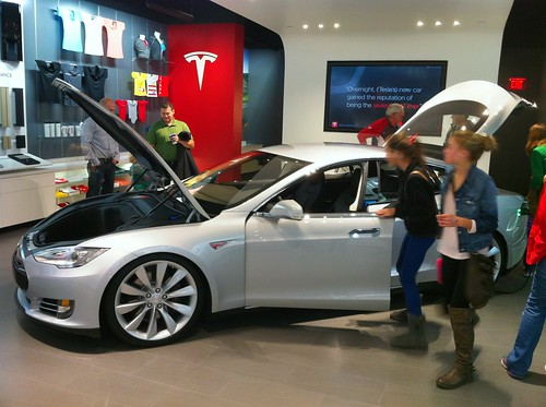 Tesla Series S