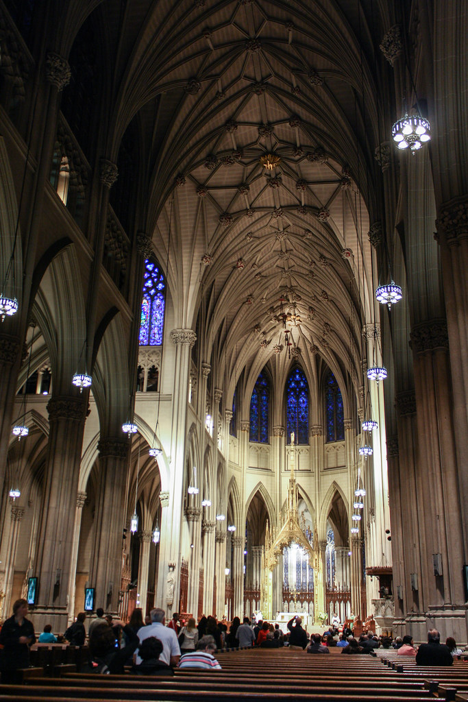St Patrick Cathedral, New York