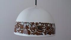 Arabia emalje lampe