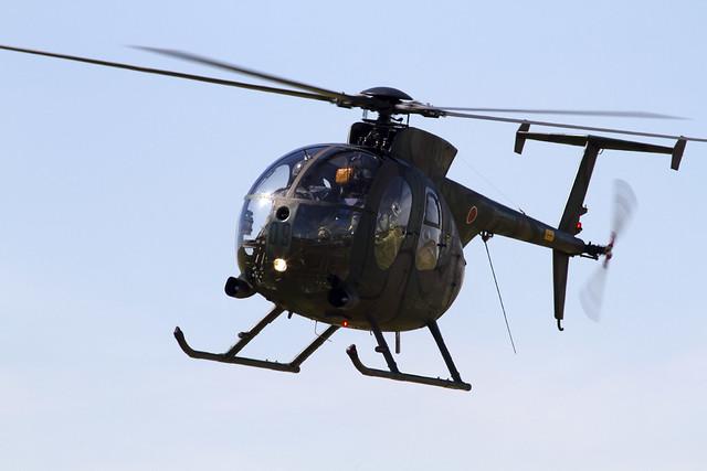 JGSDF OH-6D