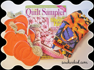 Something Wicked This Way Comes Blog Hop Prize