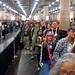 NY Comic Con 2012 Line for Chris Columbus & Ned Vizzini, #2