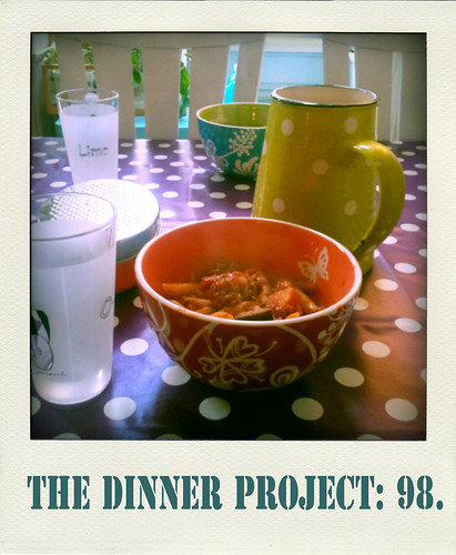 the dinner project: kw 41.