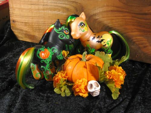 Halloween Ponies 04