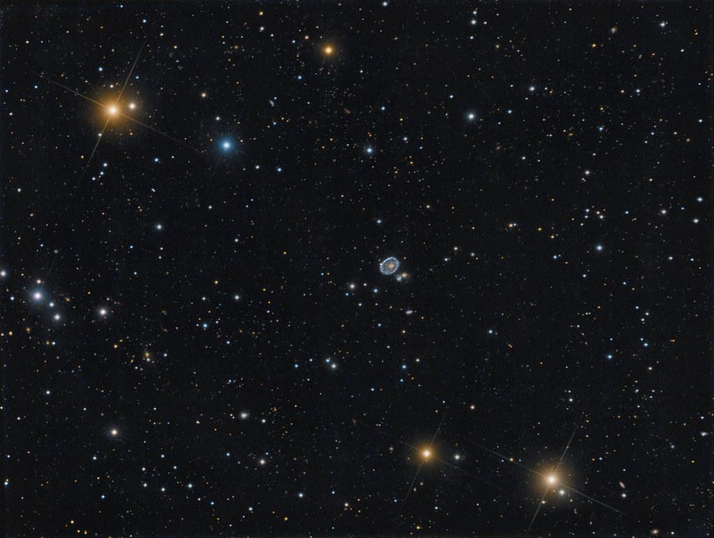 The Cartwheel Galaxy (ESO 350-40)