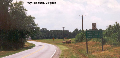 Wylliesburg VA