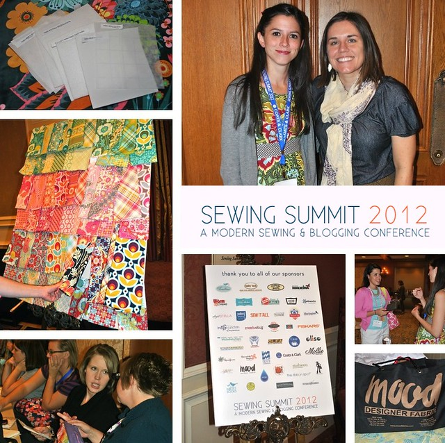 Sewing Summit pics