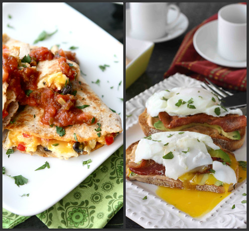 Awesome egg recipes | cookincanuck.com #breakfast #brunch