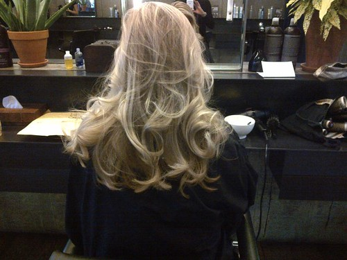 aveda blowdry London
