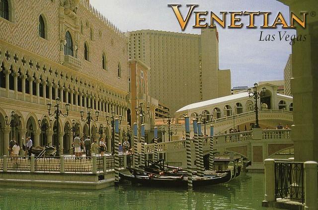 venetian, Venetian Las Vegas